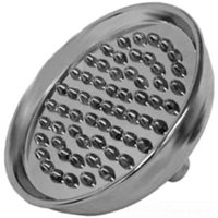 "Jones Stephens S0184RB Oil Rubbed Bronze 6"" Round Shower Head"