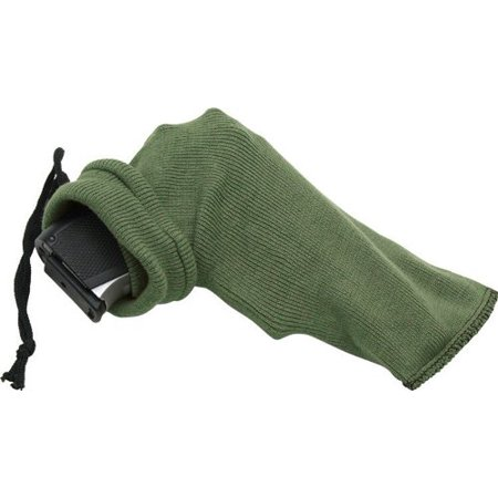 Image of ABKT Tac Pistol Gun Sock, Olive Green AB058 Multi-Colored