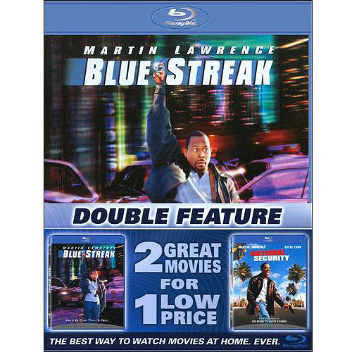 Blue Streak / National Security (Blu-ray) (Widescreen)