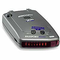 Buy Passport 8500 X50 Radar Detector by Escort