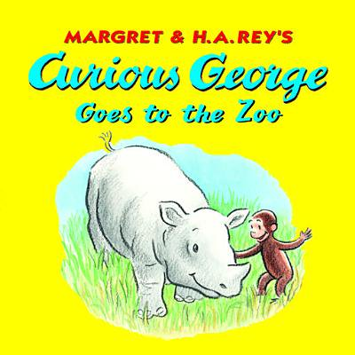 Curious George Goes to the Zoo - eBook