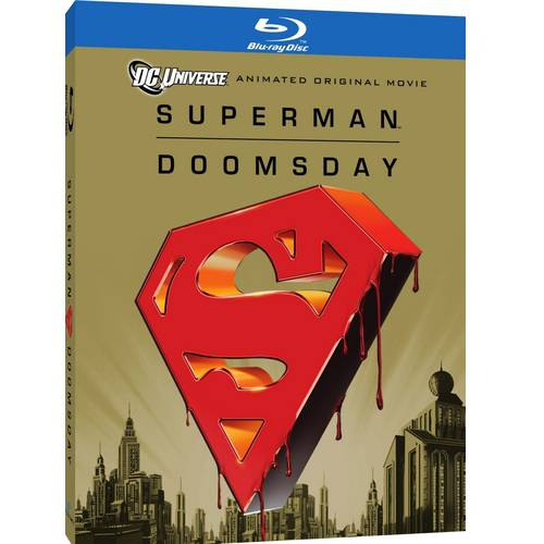 Superman: Doomsday (Blu-ray)
