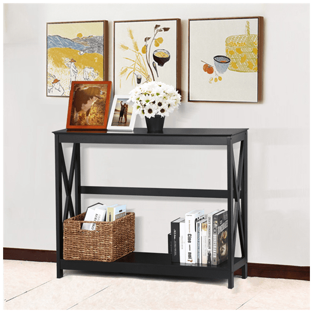 Hallway Large Console Table Entryway