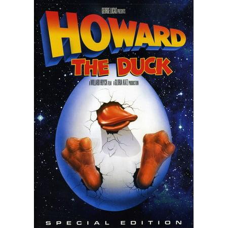 Howard The Duck (DVD) - Daffy Duck Halloween Movie