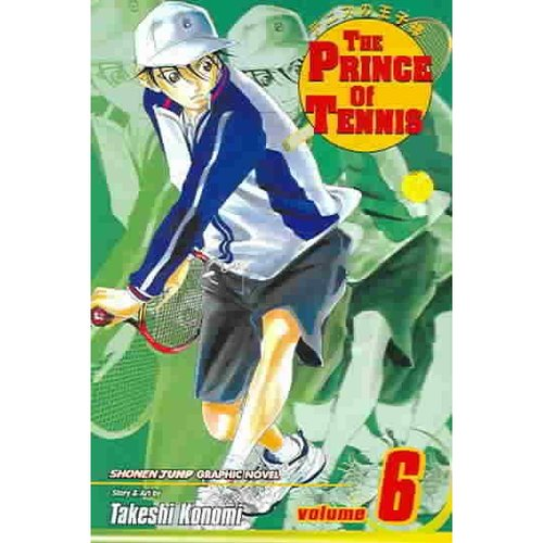 The Prince of Tennis 6: Sign of Strength