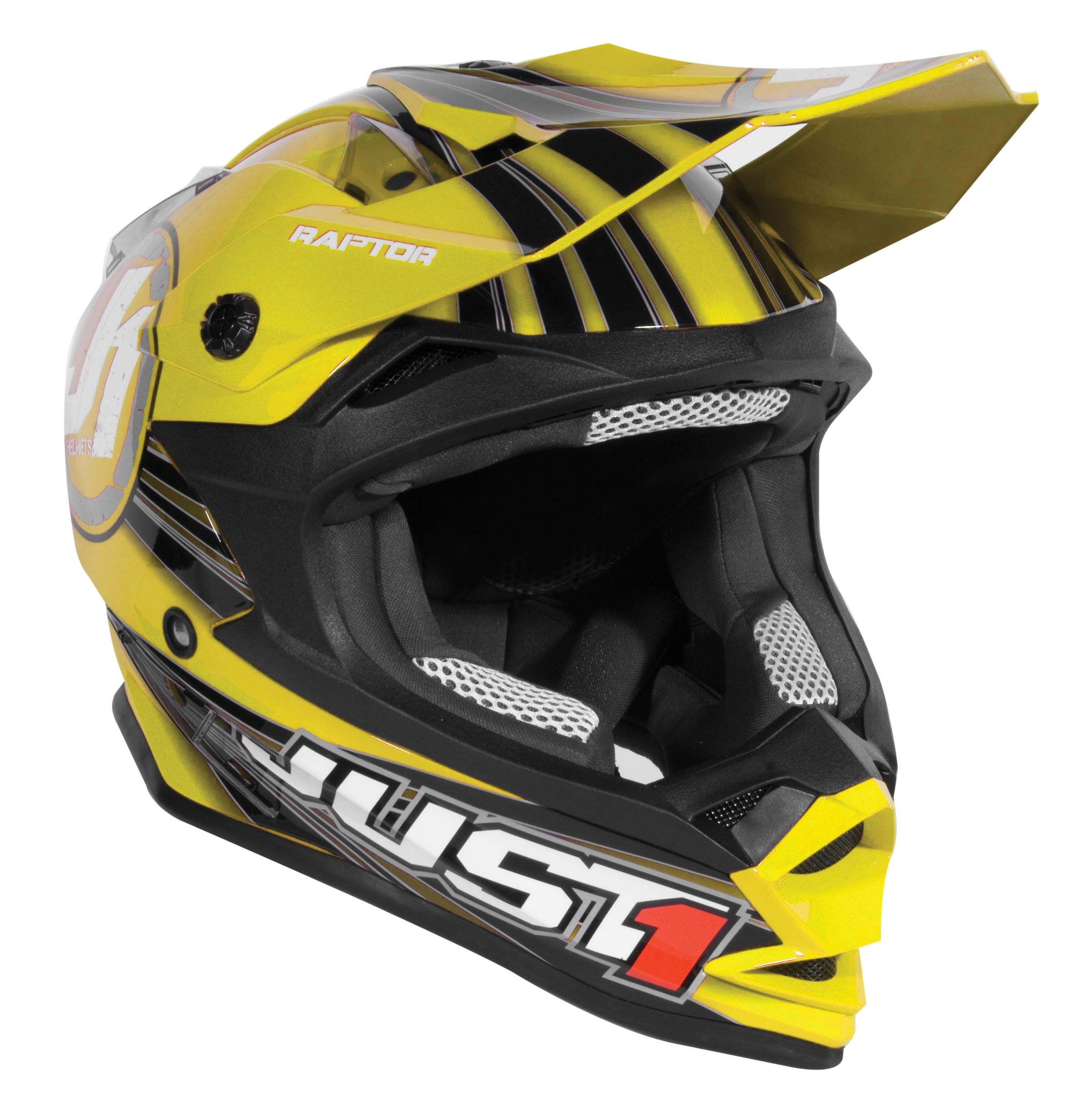 Just 1 J32 Raptor Helmet