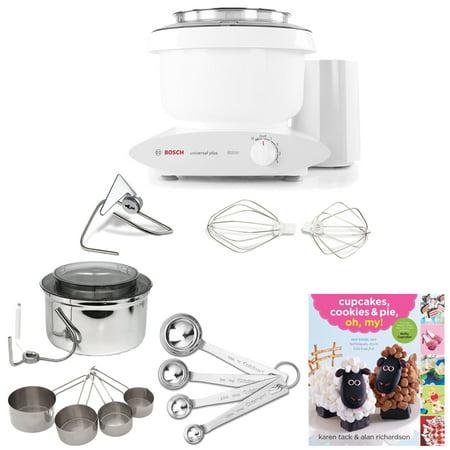 Bosch MUM6 Universal Plus Kitchen Machine + Cupcake Recipe ...