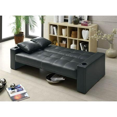 Futon Styled Sofa Sleeper Walmart Com