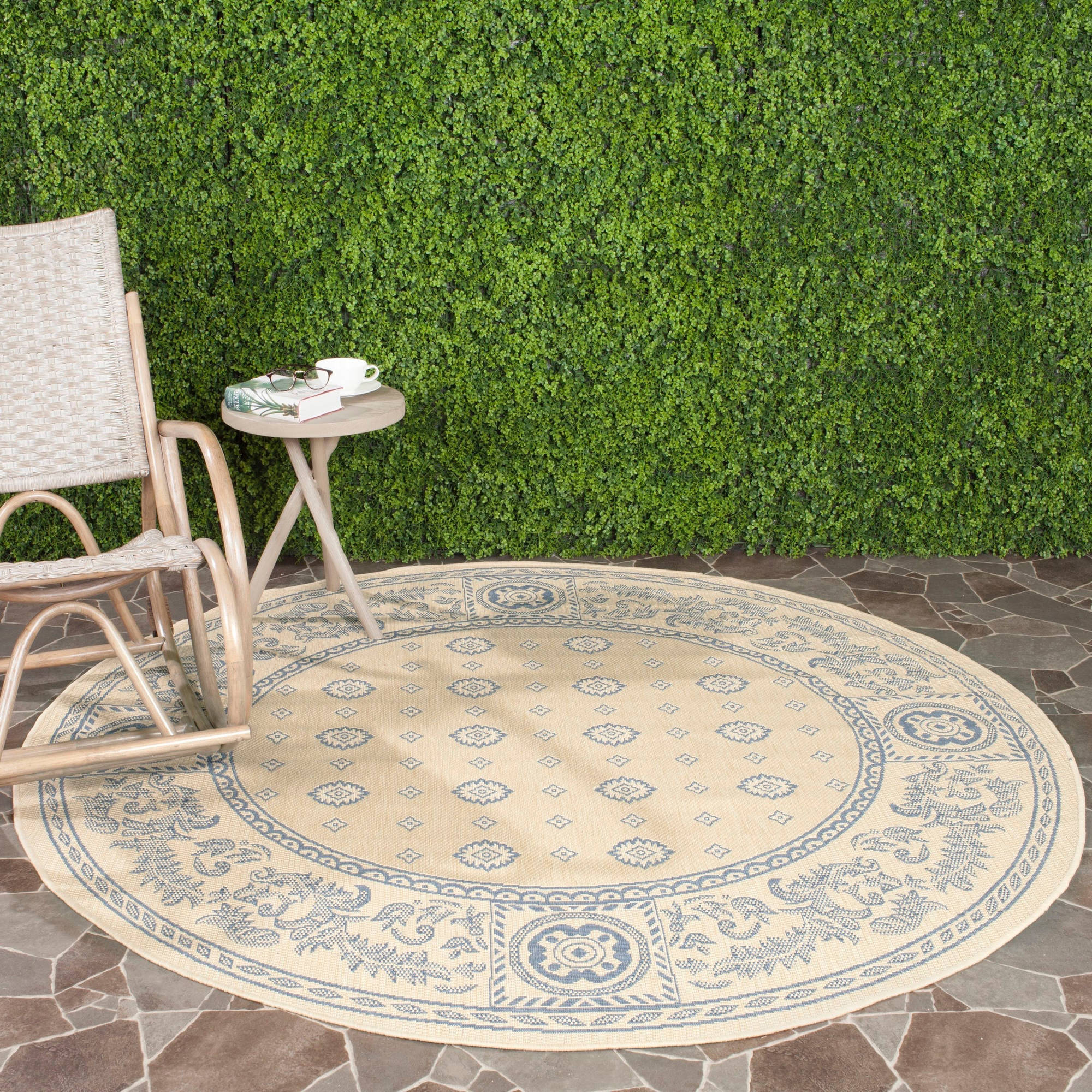 Safavieh Courtyard Erin Power-Loomed Indoor/Outdoor Area Rug or Runner