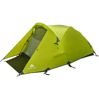 Ozark Trail Mountain Pass Aluminum Geo Frame 2-Person Tent