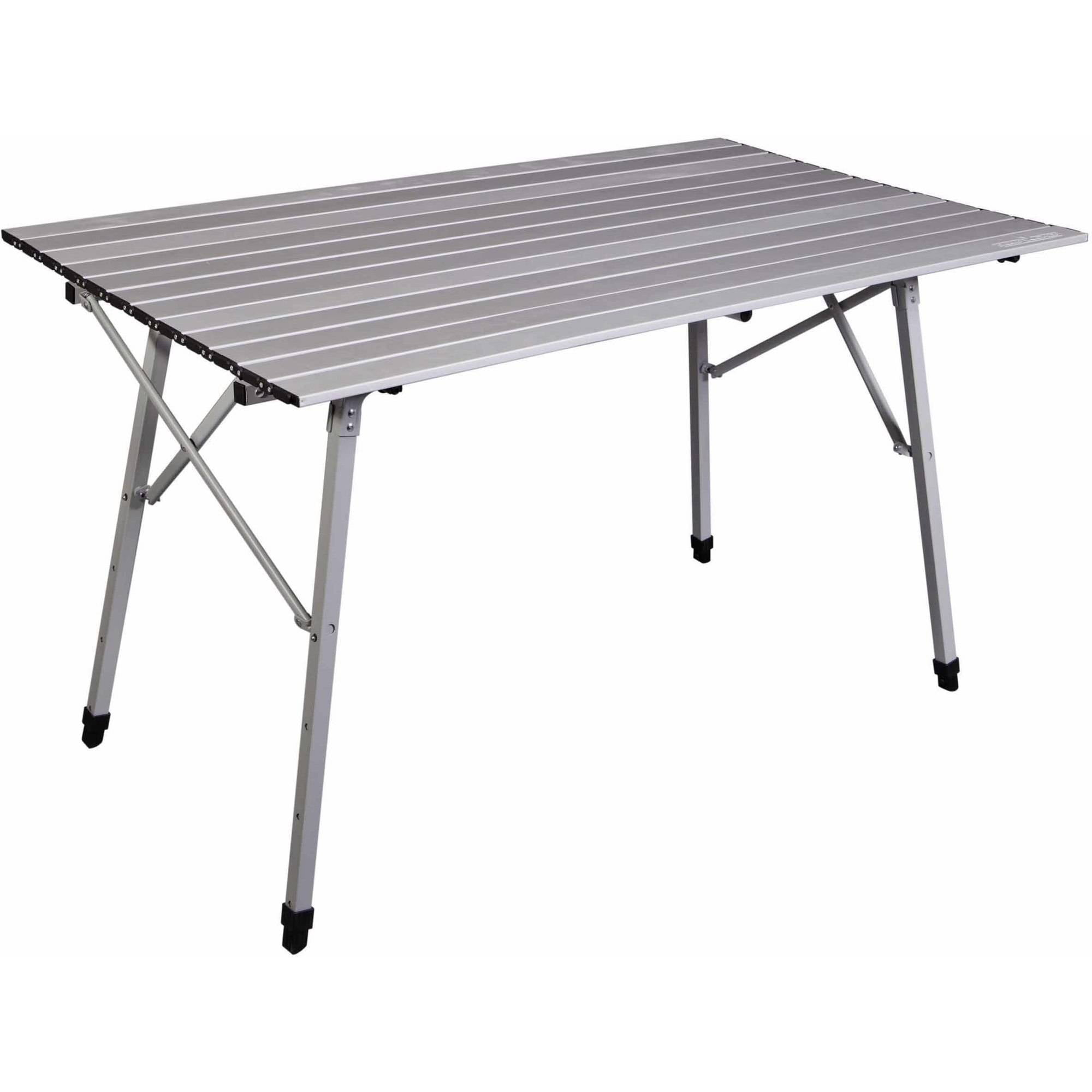 Camp Chef Light Weight Collapsible Aluminum Camp Table by Camp Chef