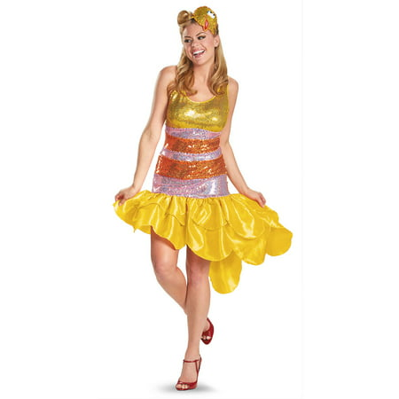 Adult Big Bird Glam Deluxe Costume by Disguise 52205 - Glam Costumes