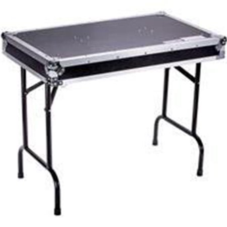 Fly Drive Case Universal Fold Out DJ Table 30 x 36 x 21 in. - image 1 of 1