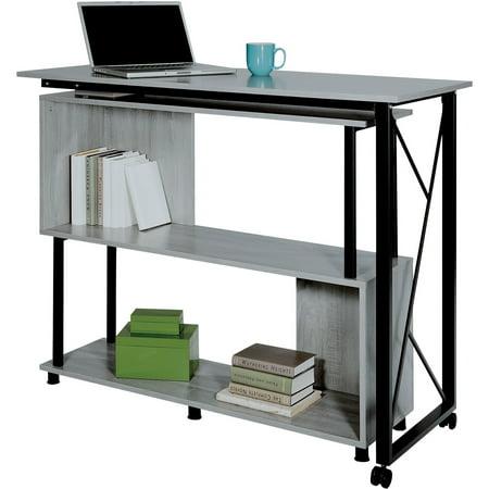 Safco Mood Rotating Worksurface Standing Desk (1904grkda)