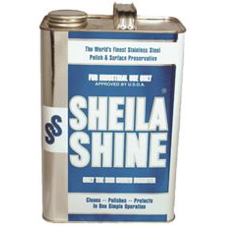 Sheila Shine Stainless Steel Polish, Oil Based, (Best Way To Shine Stainless Steel)
