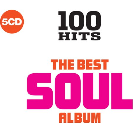 100 Hits: Best Soul Album / Various (CD)