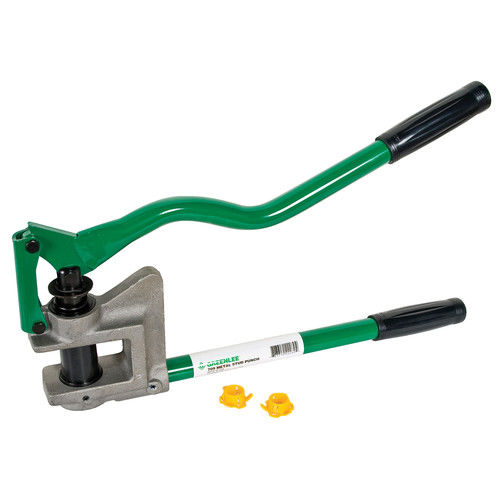 Greenlee 709 20-Gauge Metal Stud Punch