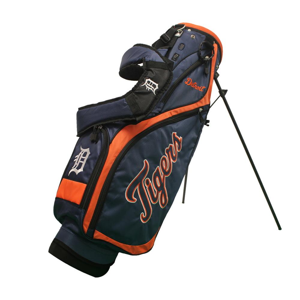 Detroit Tigers Nassau Stand Golf Bag, Multi