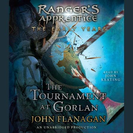 The Tournament at Gorlan - Audiobook