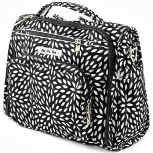 B.F.F. Convertible Diaper Bag, Platinum Petals Multi-Colored