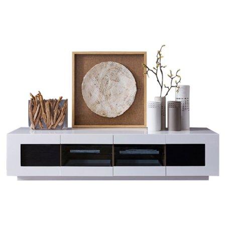 Vig Furniture Modrest Frost Modern Tv Stand