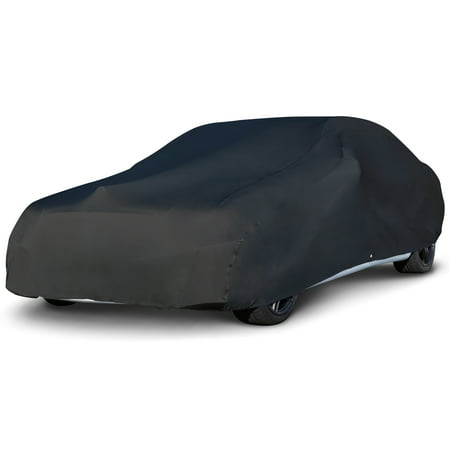Budge Indoor Stretch Car Cover, Luxury Indoor Protection for Cars, Multiple
