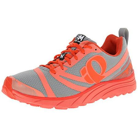 Pearl Izumi Womens Em Trail N 2 Orange Running Shoes Size (Pearl Izumi Trail Shoes)