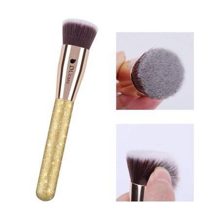 DUcare Foundation Makeup Brush Kabuki Brush Synthetic Liquid Blending Mineral Powder