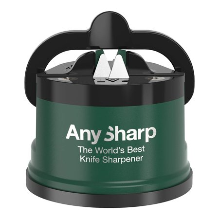 Anysharp Pro Knife One Handed Use Sharpener With Power Grip Surface thumbnail