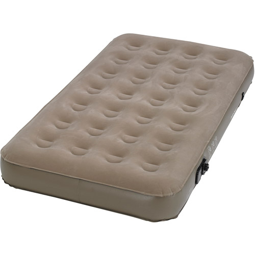Insta-bed Stow-n-Go Air Bed with Integrated 4D Battery Pump, Multiple Sizes