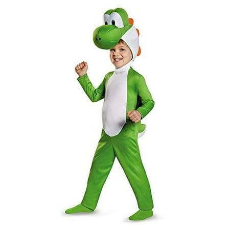 Disguise Yoshi Toddler Costume, Medium (3T-4T) - Yoshi Costume Pattern