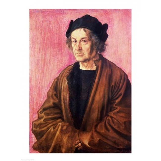 Posterazzi BALBAL72628 Albrecht Durers Father 1497 Poster Print by Albrecht Durer - 18 x 24 in. - image 1 of 1