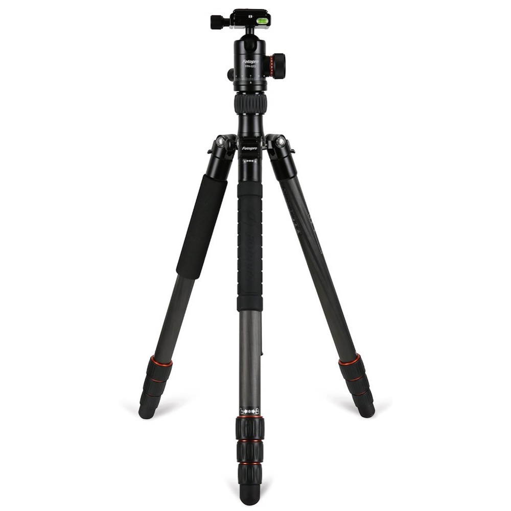 Fotopro X-Go Chameleon Adventure Tripod with 52Q Dual Act...