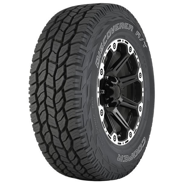 Cooper Discoverer A T All Season Lt275 70r18 125s Tire 55 000