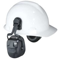 HONEYWELL HOWARD LEIGHT Ear Muffs,Hard Hat Mounted,NRR 27dB 1011603