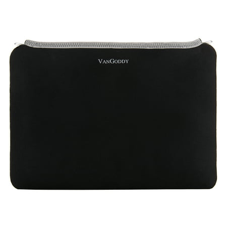 VANGODDY Smart Sleeve Slim compact carry inch case for Laptops / Notebooks / Netbooks / Ultrabooks 17, 17.3 inch [Assorted Colors]