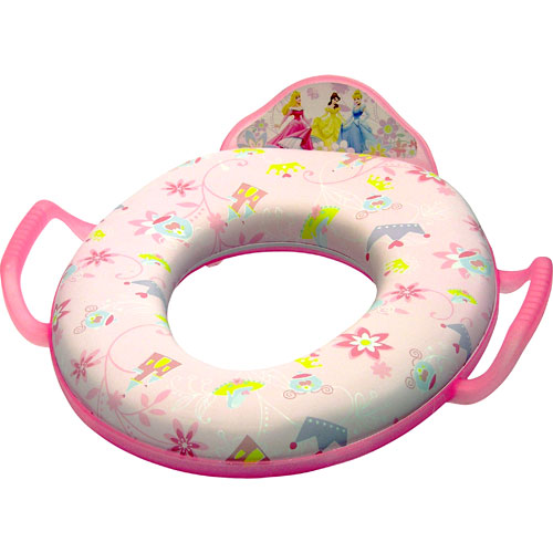 The First Years - Princess Soft Seat Toilet Trainer