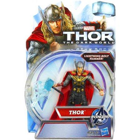 The Dark World Thor Action Figure - Walmart.com