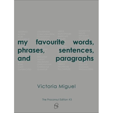 my favourite words, phrases, sentences, and paragraphs - eBook - My Favourite Album Halloween