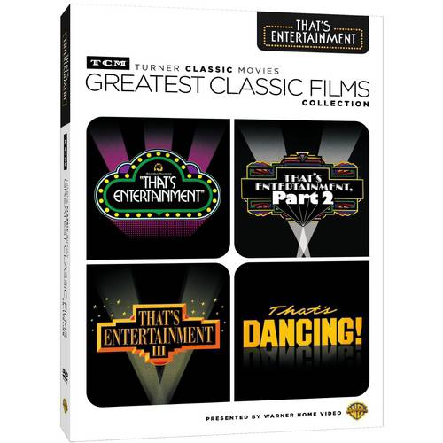 TCM Greatest Classic Films Collection: That's Entertainment / That's Entertainment Part 2 / That's Entertainment III / That's Dancing!