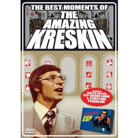 Best Moments of the Amazin Kreskin (DVD)