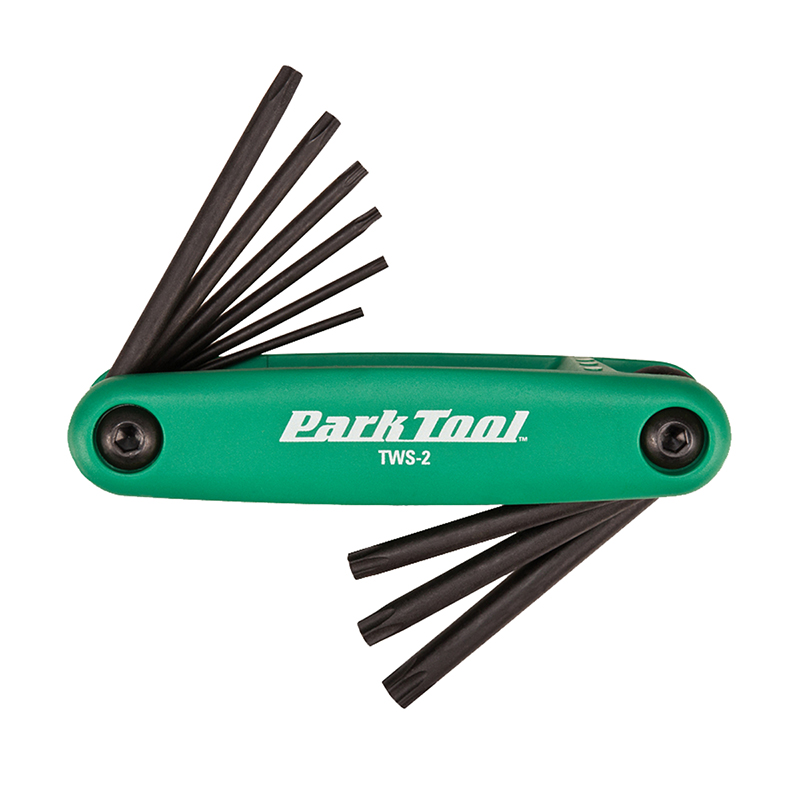 Park Tool Torx Wrench Style TWS2 Combination Wrench