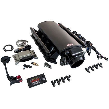 FiTech LS1/LS2/LS6 Multi Port Ultimate EFI LS 500HP Fuel Injection Kit P/N (Direct Induction Kits)
