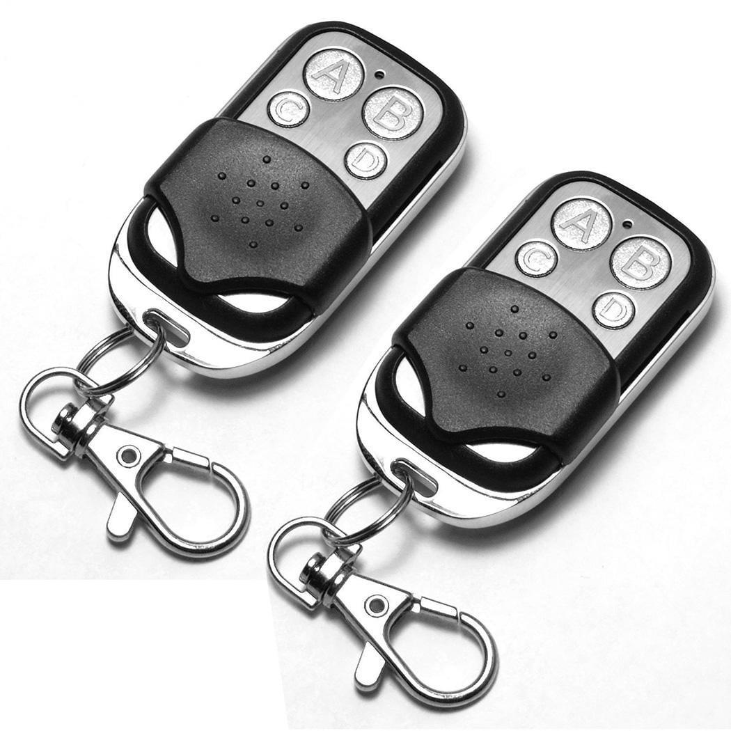 New Cloning Remote Control Key Copy Cloning Duplicator Fob for Electric Gate Garage Door