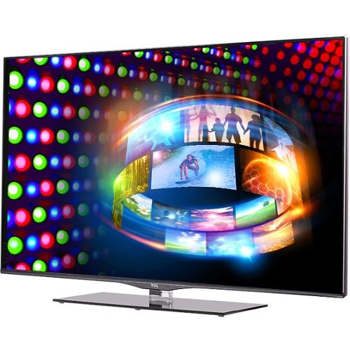 "TCL 40FD2700 40"" 1080p LED-LCD TV - 16:9 - HDTV 1080p - High Glossy Black - ATSC - 1920 x 1080 - 8 W RMS - LED - 2 x HDM"
