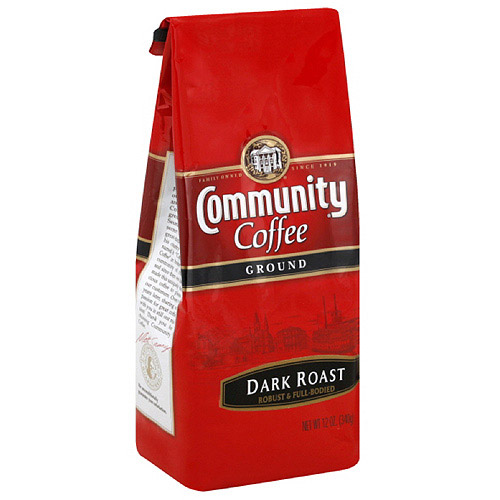 Community Coffee Signature Blend Ground Coffee, 12 oz (Pack of 6)