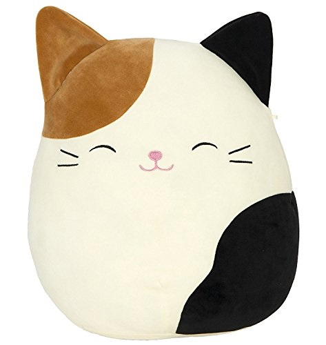 "Kellytoy Squishmallow Cam The Cat 8"" Super Soft Plush Toy Pillow Pet Pal Buddy 8 inches"