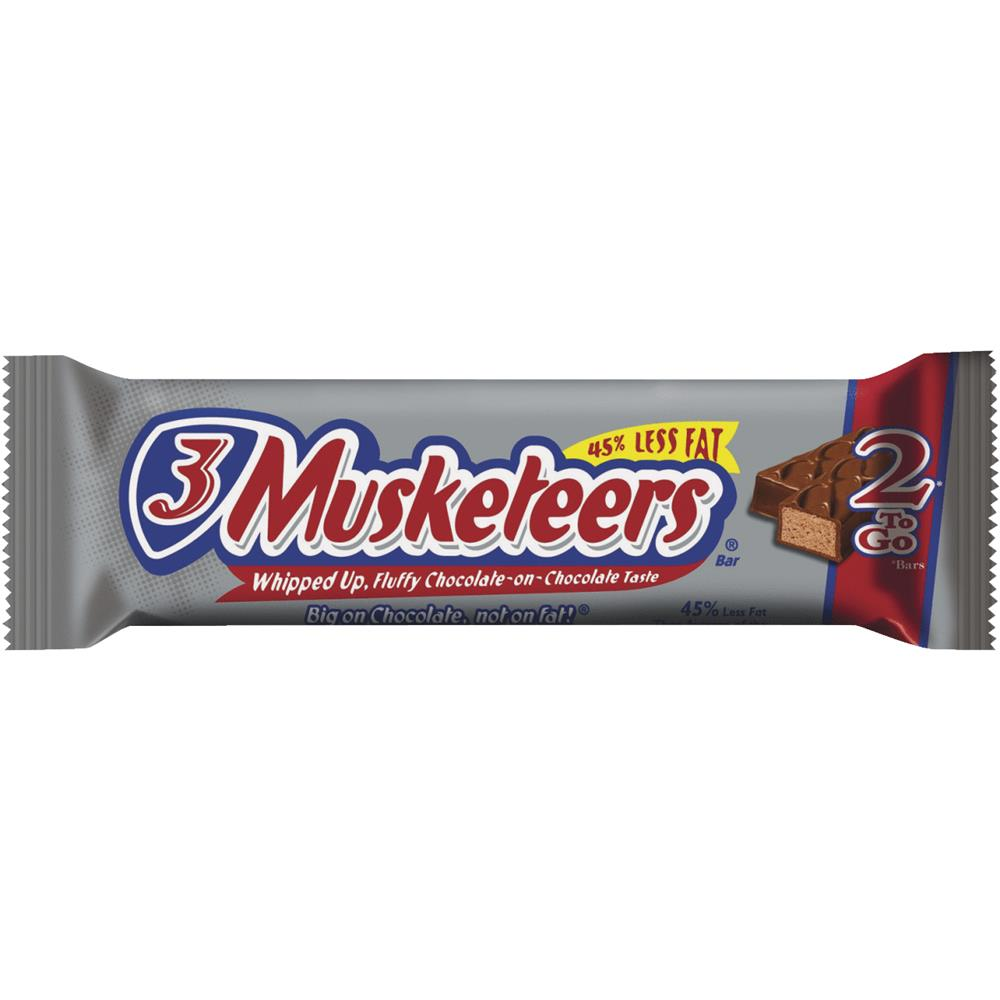 Image of Mars Inc 3 Musketeers King Size