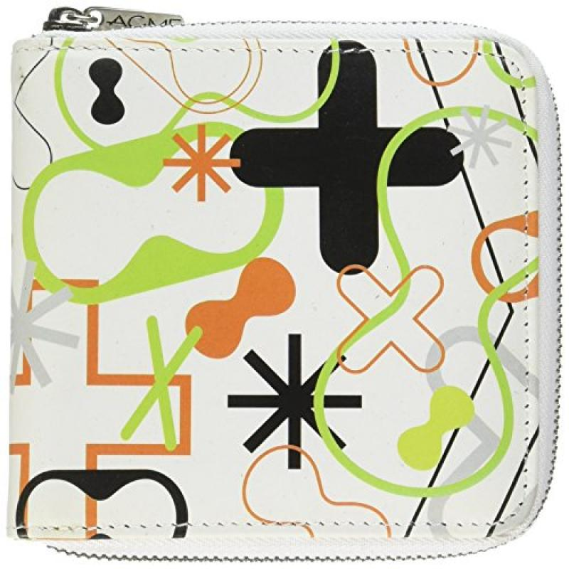 Image of ACME Studios Inc Icon Billfold and Zip Wallet (LKR12BWZ)