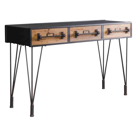 Screen Gems Wooden Console Table Af